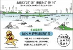 最東端:納沙布岬到着証明書