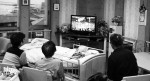 本場所の相撲観戦は無理な状態となり、ベッドごと談話室に運び 家族みんなで病院でのテレビ観戦。