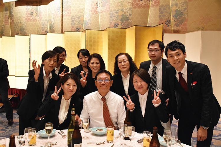 全国店長会議にて(平成28年11月7日)